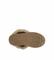 Kid's Bailey Button Chestnut