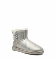 мини Bailey Bling Ankle Silver