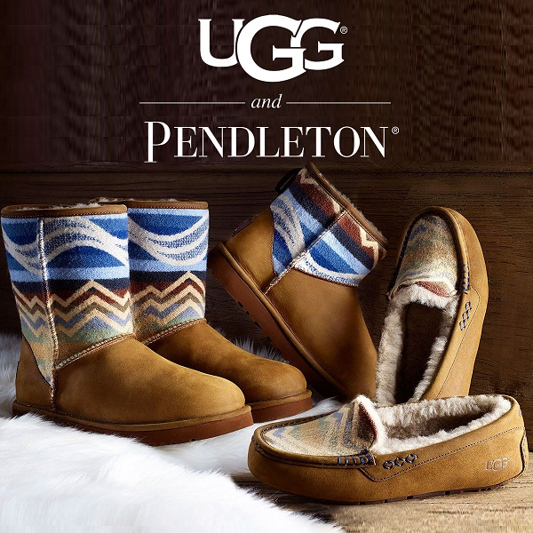 Ugg and Pendleton