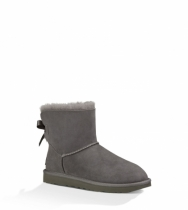 мини Bailey Bow Grey