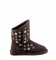 UGG & Jimmy Choo Starlit Chocolate